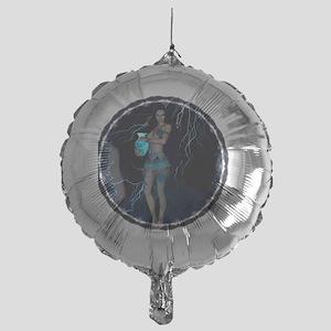 AQUARIUS Mylar Balloon