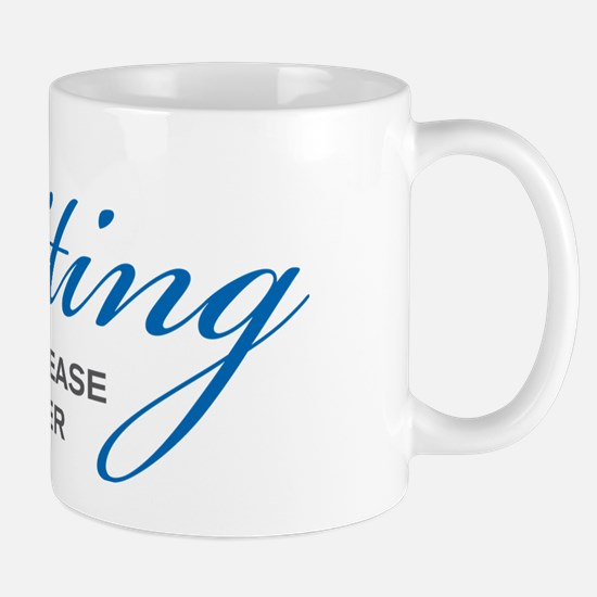 Writing Disorder Mug