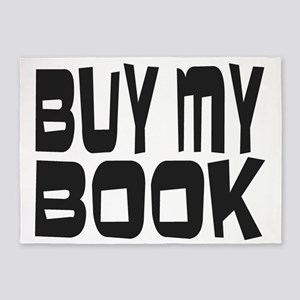 buymybook1b 5'x7'Area Rug