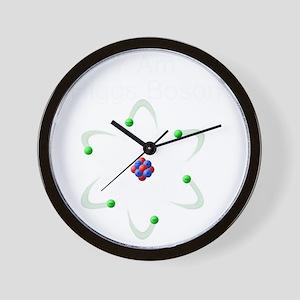 I Am Higgs Boson Wall Clock