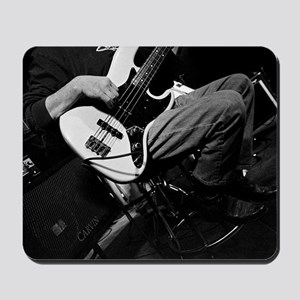 Bass Guitar-022 Mousepad