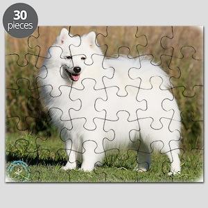 Japanese Spitz 9Y576D-265 Puzzle