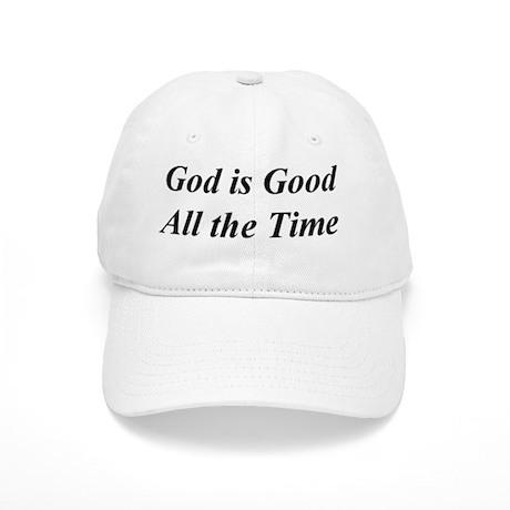 God is Good Cap