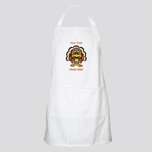 Personalize Little Gobbler Apron