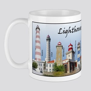 Lighthouses Of Portugal Mugs