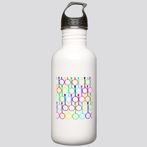Banjo Rainbow Water Bottle