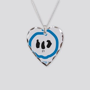 circledsablity Necklace Heart Charm