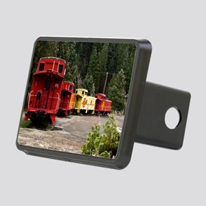 (3) caboose line Rectangular Hitch Cover