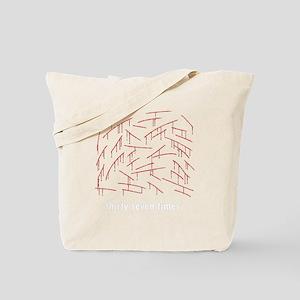 fix3-stabblack Tote Bag