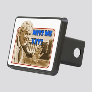 miss me yet new3 Rectangular Hitch Cover