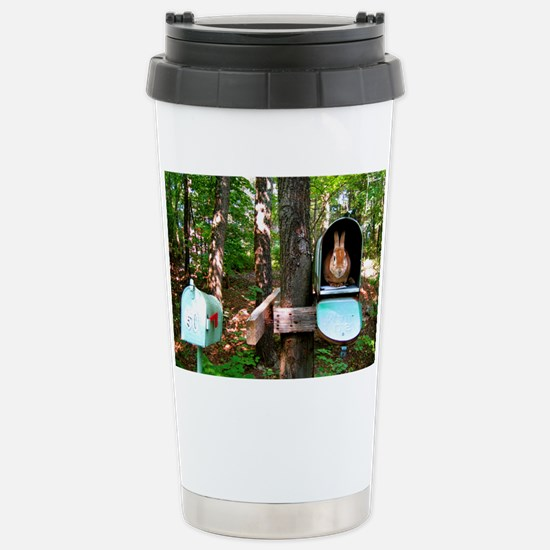 mail6x4_pcard Stainless Steel Travel Mug