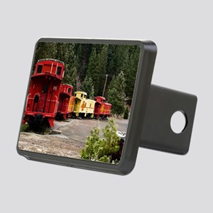 (6) caboose line Rectangular Hitch Cover