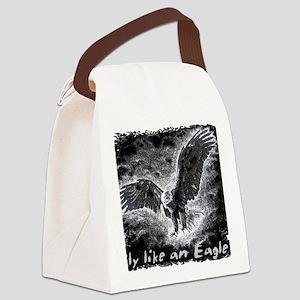 Eagle333 Canvas Lunch Bag