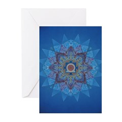 Kali Yantra Greeting Cards (Pk of 10)