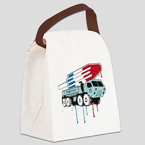 TruckPop Canvas Lunch Bag