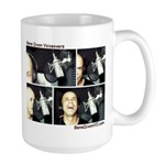 Fun Gene Dixon Large Mug