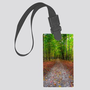 This way Large Luggage Tag