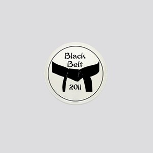 black belt 2011 Mini Button