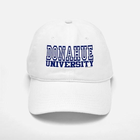 DONAHUE University Baseball Baseball Cap