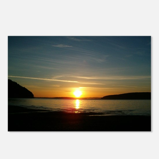 sunset2 Postcards (Package of 8)