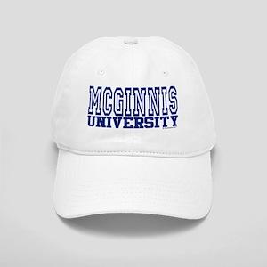 MCGINNIS University Cap