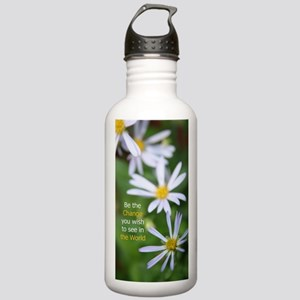 ChangingDaisy Stainless Water Bottle 1.0L