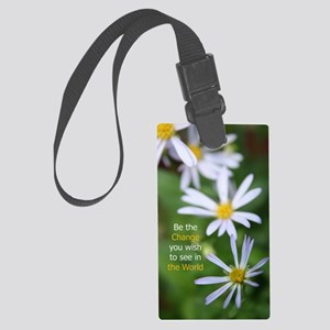 ChangingDaisy Large Luggage Tag