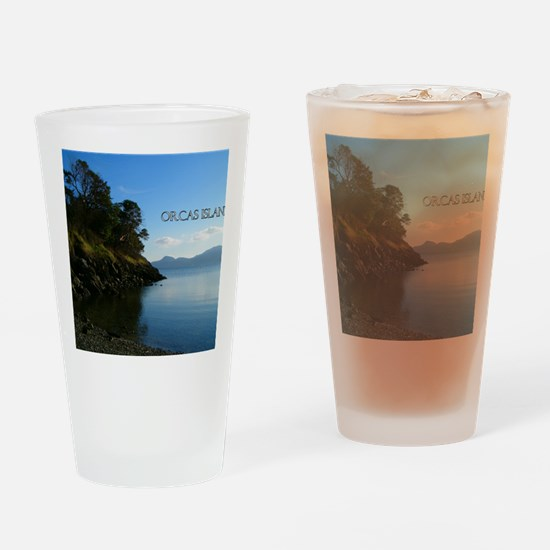 eastsound4 Drinking Glass