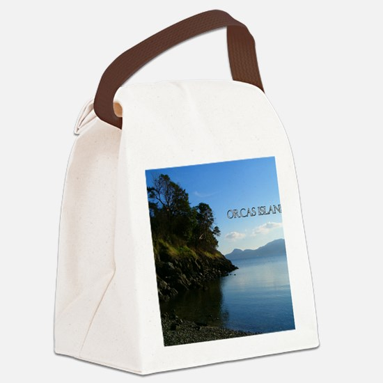 eastsound4 Canvas Lunch Bag