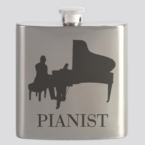 Pianist Flask