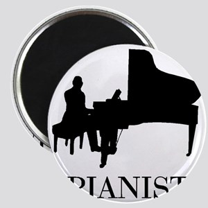 Pianist Magnet