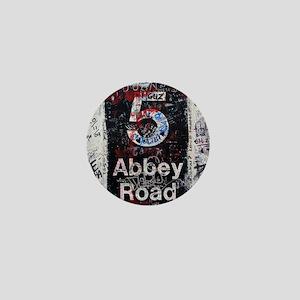 Abbey Road Mini Button