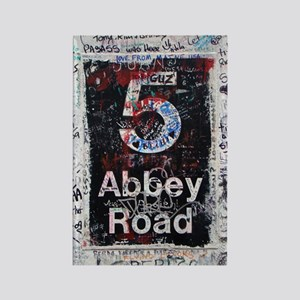 Abbey Road Rectangle Magnet
