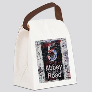 Abbey Road Canvas Lunch Bag