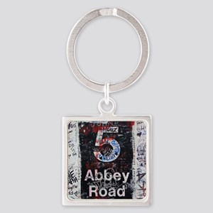 Abbey Road Square Keychain