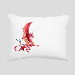 Dungeon-Master-White Rectangular Canvas Pillow