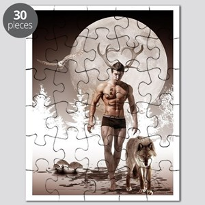 Herne the Hunter Puzzle