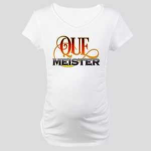 Que Meister Maternity T-Shirt
