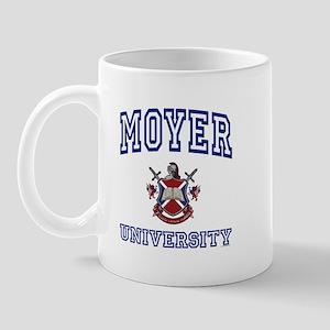 MOYER University Mug