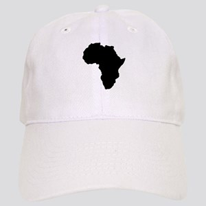 Shape map of AFRICA Cap