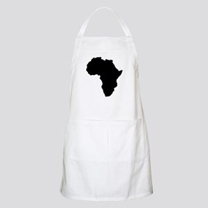 Shape map of AFRICA Apron