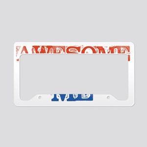 AwesomeME01B License Plate Holder