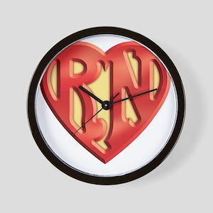 super-rn3-T Wall Clock