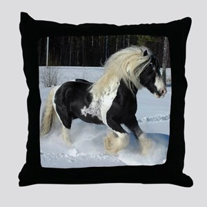 blanket5 Throw Pillow
