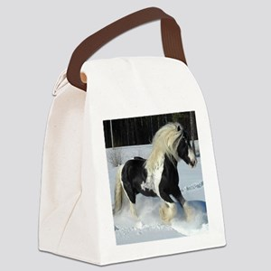 blanket5 Canvas Lunch Bag