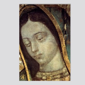 Our Lady of Guadalupe - c Postcards (Package of 8)