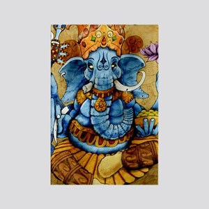 ganesh11x17 posters Rectangle Magnet