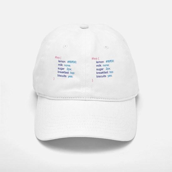 geek-mug-hmtl-css2 Baseball Baseball Cap