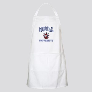 MCGILL University BBQ Apron