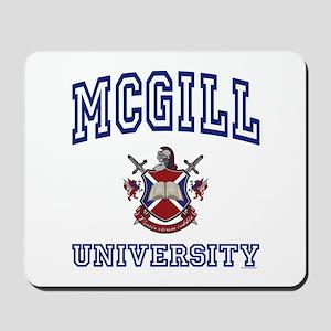 MCGILL University Mousepad